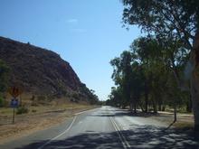 Alice Springs, die Zweite.