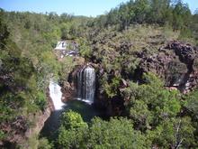 Florence Falls im Litchfield NP.
