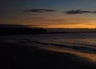 ... mein ganz persönlicher Sonnenuntergang am Mindil Beach in Darwin.