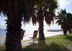 Am Strand von Geelong.