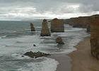 Die Twelve Apostles vor der Küste sind heute nur noch acht.